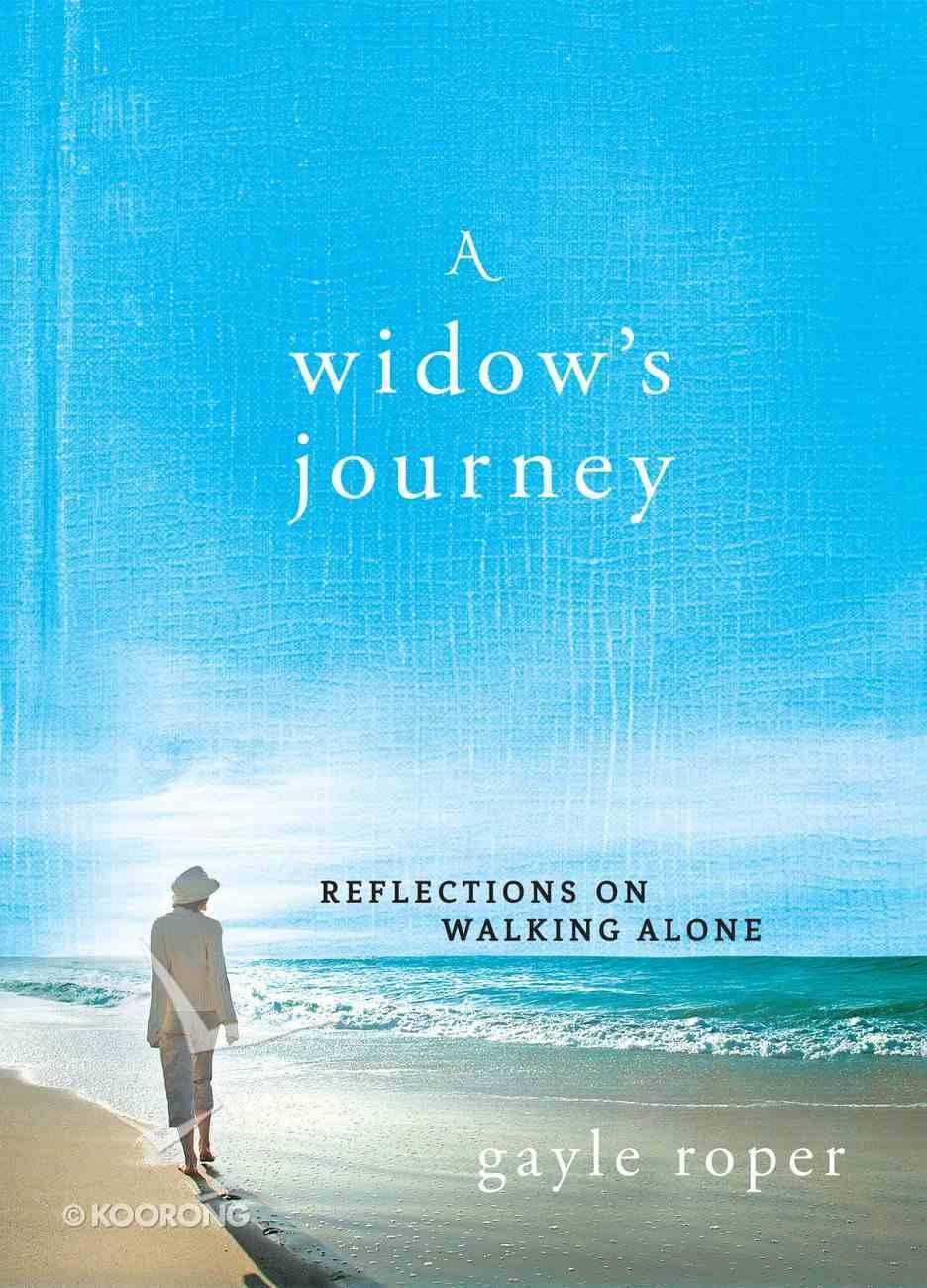 A Widow's Journey eBook