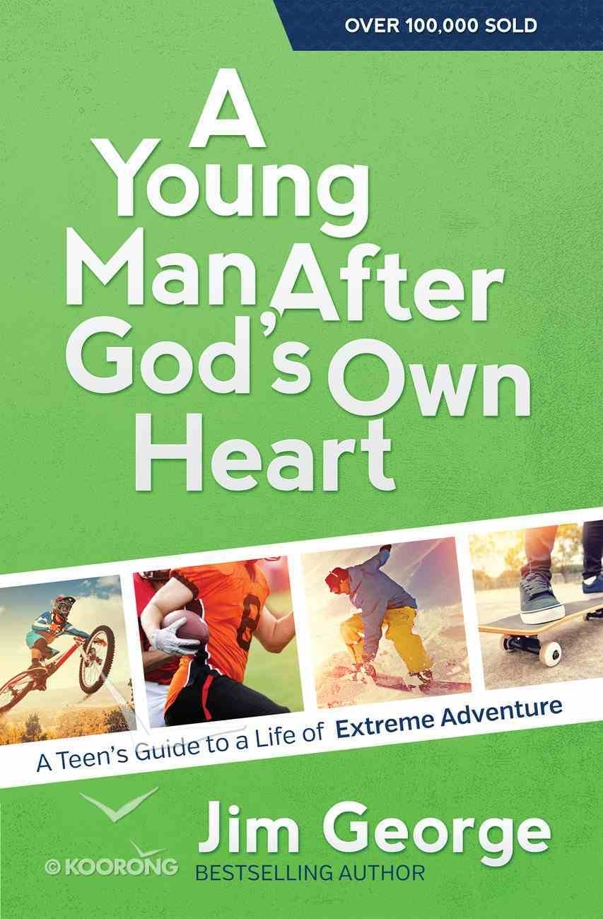 A Young Man After God's Own Heart eBook