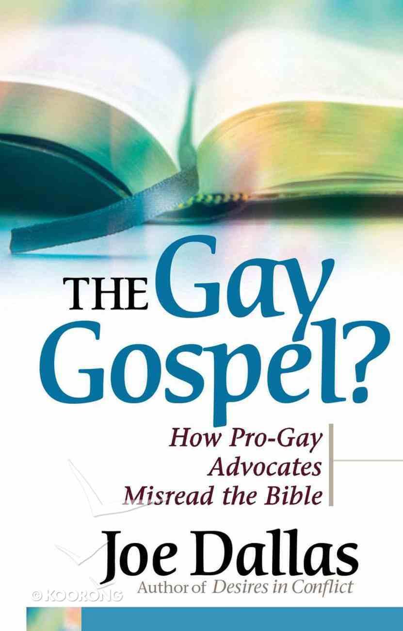 The Gay Gospel? eBook