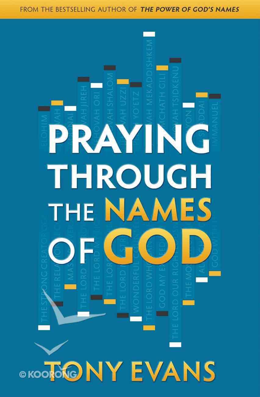 Praying Through the Names of God eBook