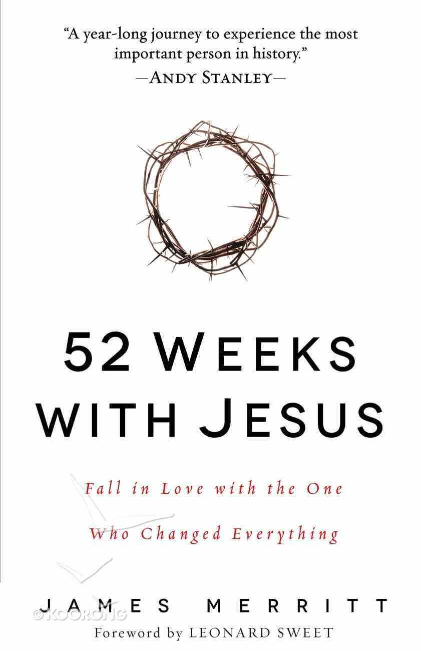 52 Weeks With Jesus eBook