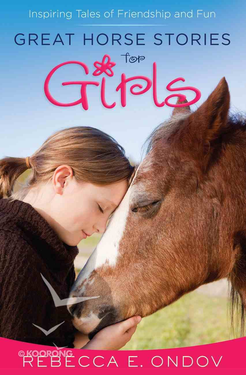 Great Horse Stories For Girls eBook