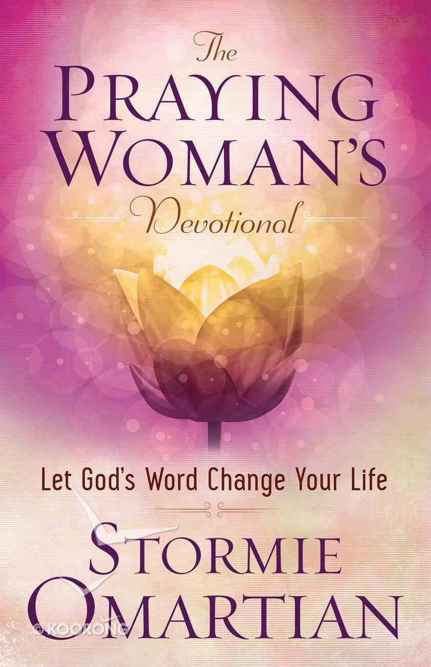 The Praying Woman's Devotional eBook