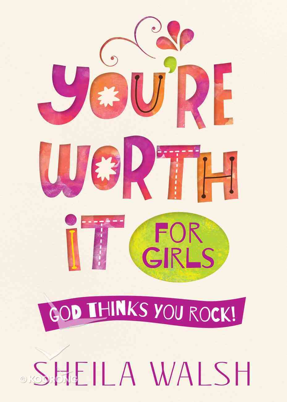 You're Worth It For Girls eBook