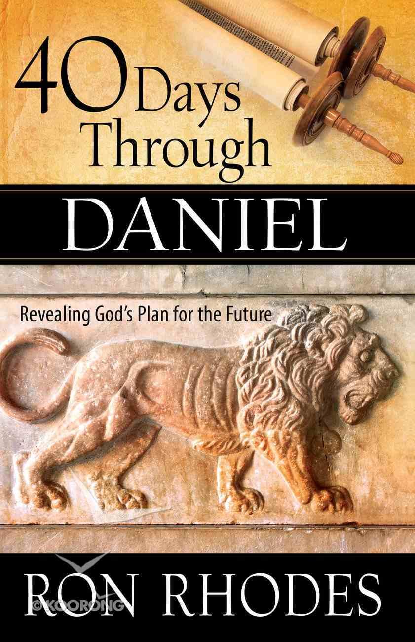 40 Days Through Daniel eBook