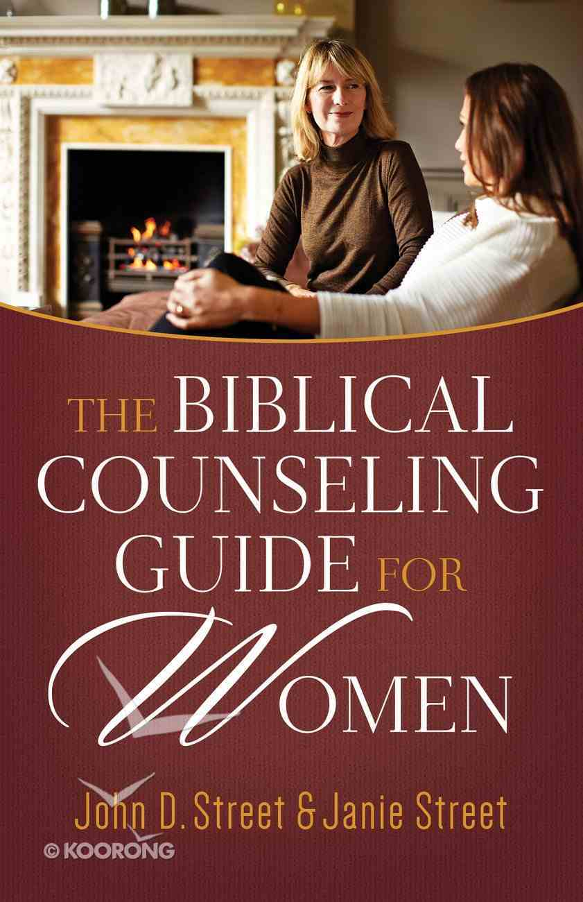 The Biblical Counseling Guide For Women eBook