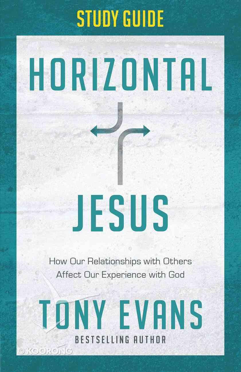 Horizontal Jesus Study Guide eBook