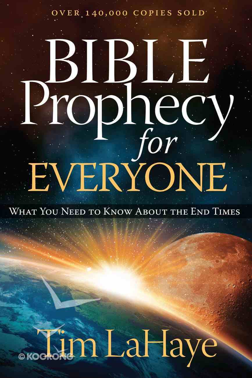 Bible Prophecy For Everyone eBook