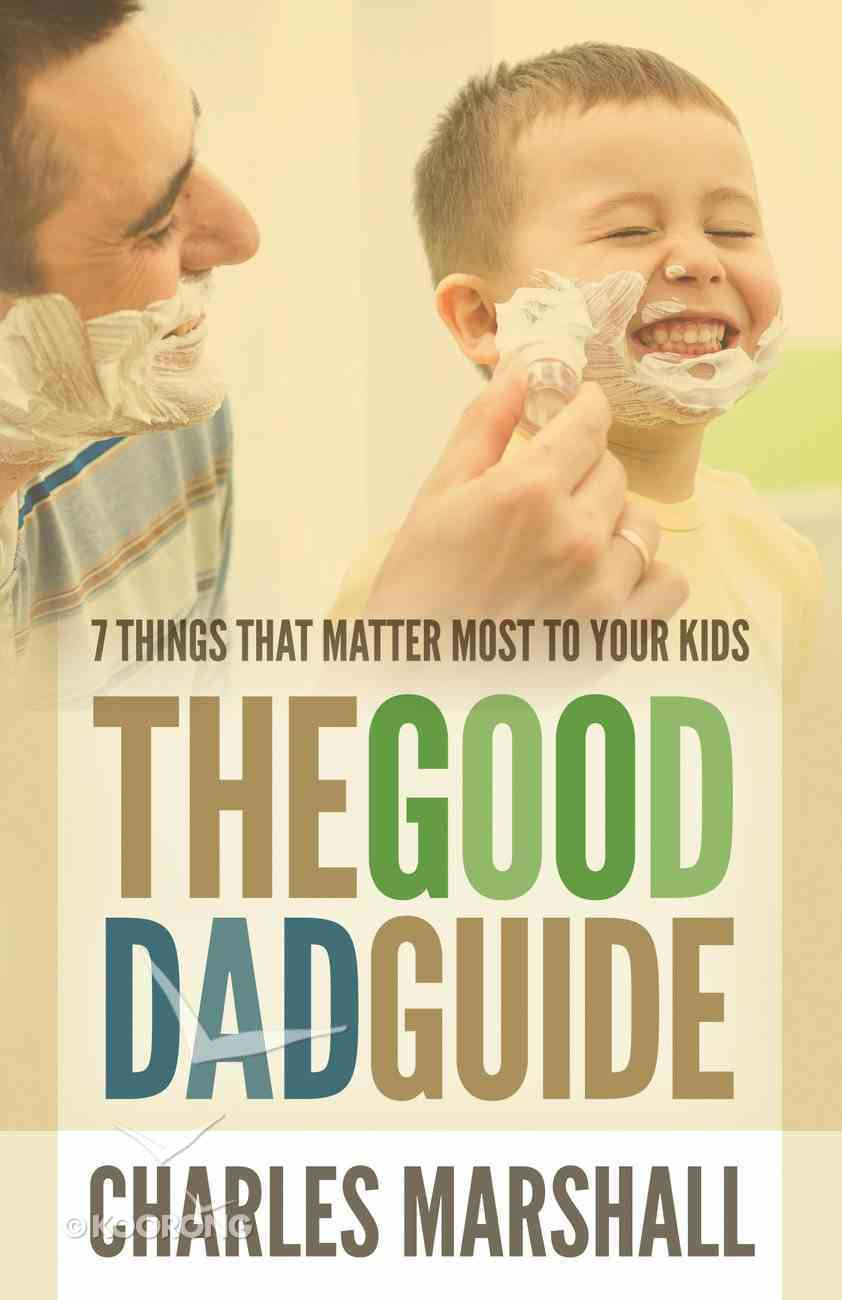 The Good Dad Guide eBook