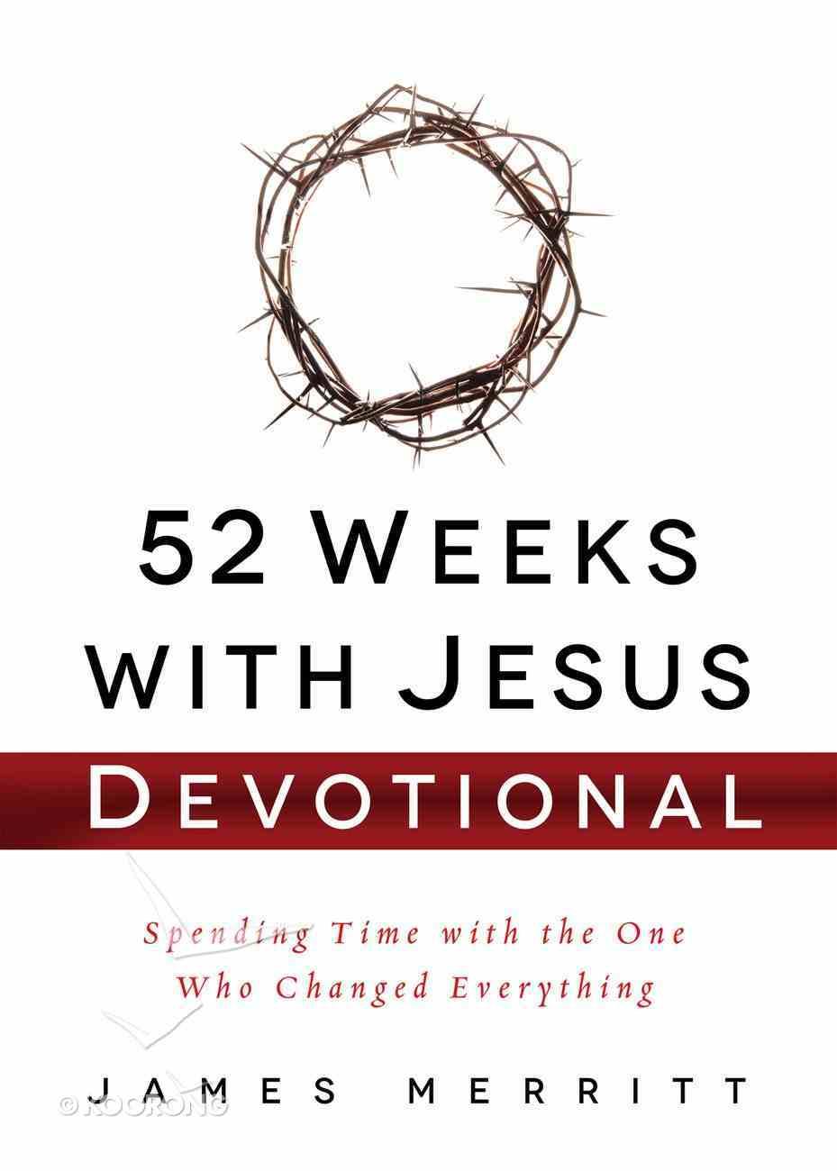 52 Weeks With Jesus Devotional eBook