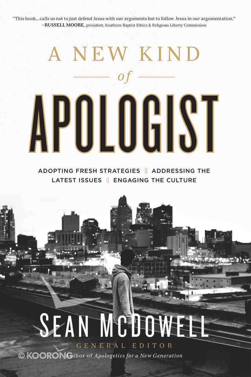 A New Kind of Apologist eBook