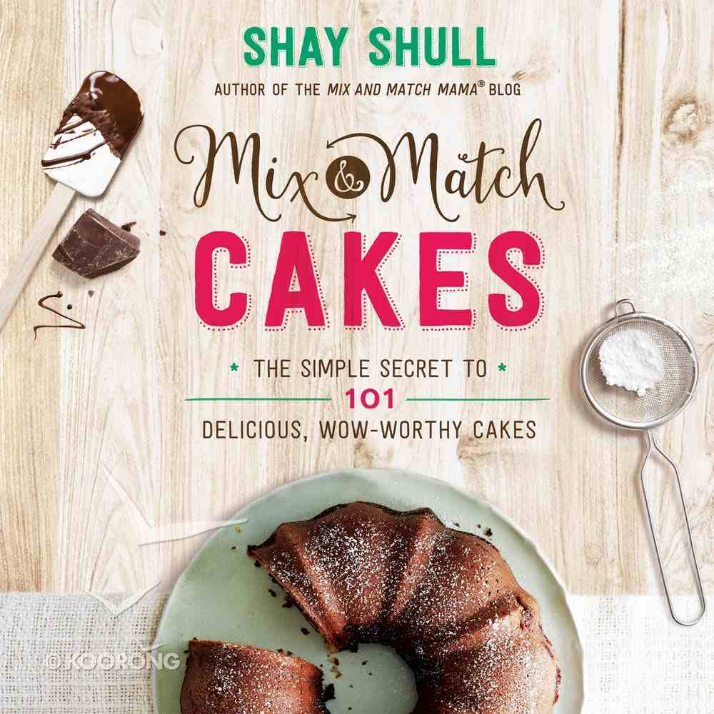 Mix-And-Match Cakes eBook