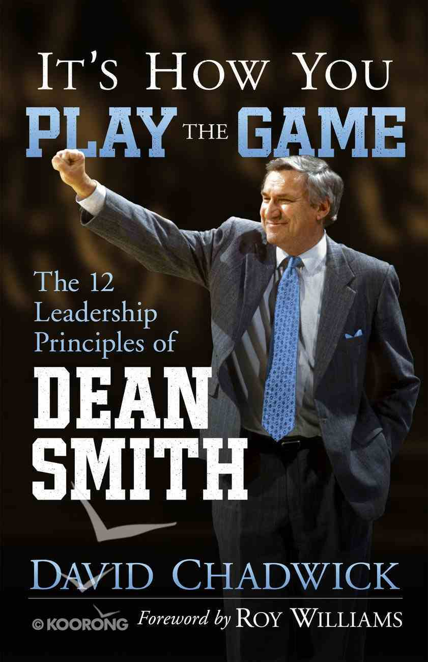 It's How You Play the Game eBook