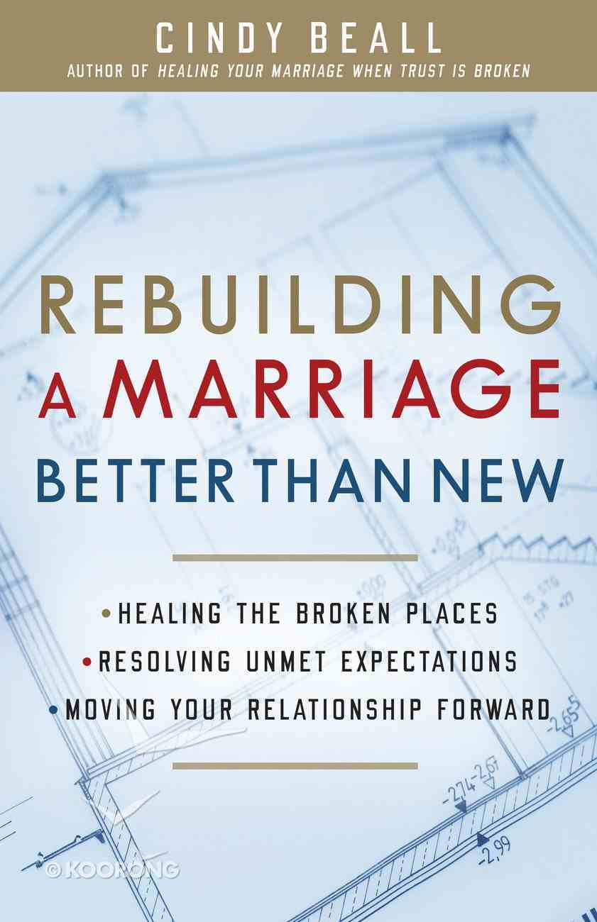 Rebuilding a Marriage Better Than New eBook