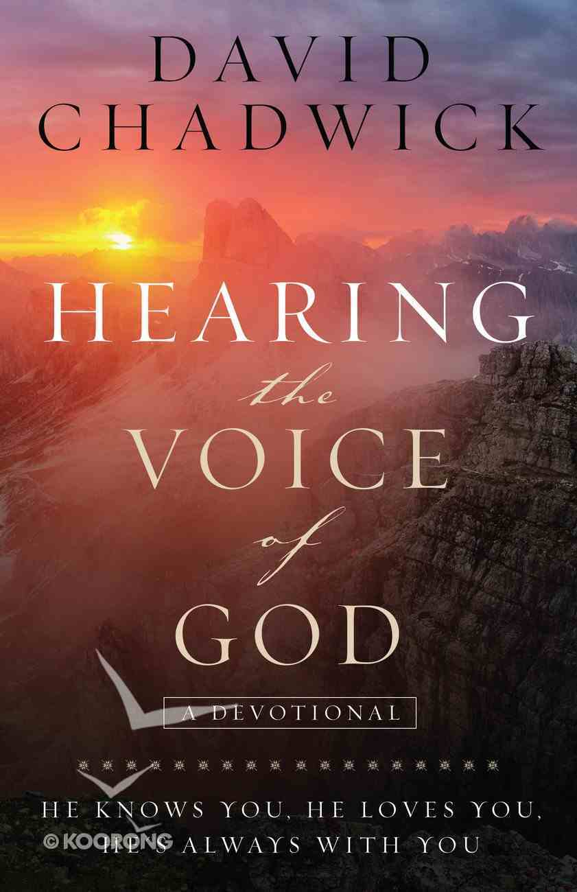 Hearing the Voice of God eBook