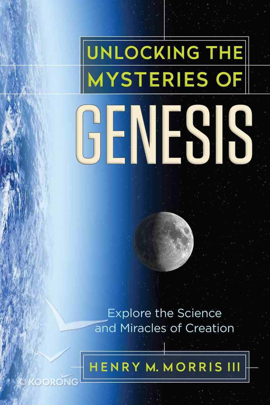 Unlocking the Mysteries of Genesis eBook