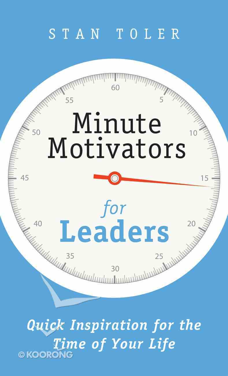 Minute Motivators For Leaders eBook