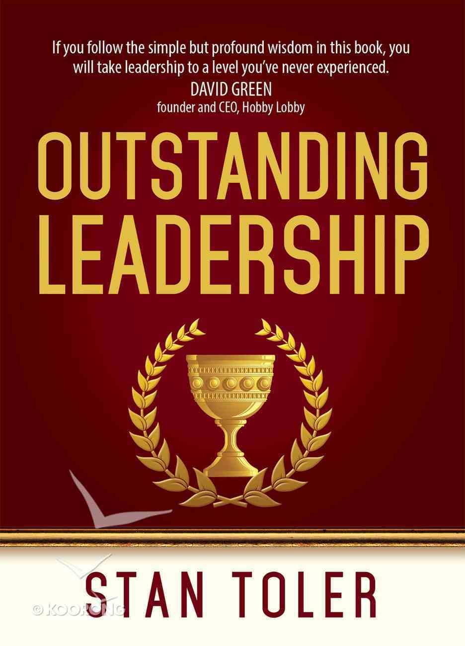 Outstanding Leadership eBook