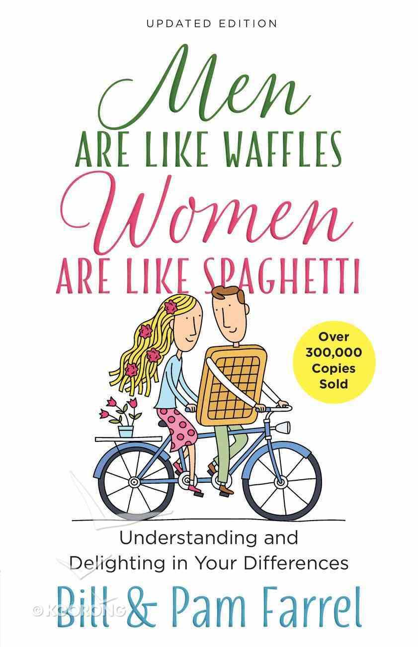 Men Are Like Waffles--Women Are Like Spaghetti eBook