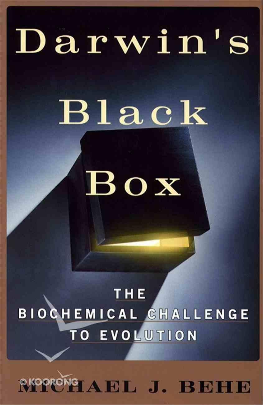Darwin's Black Box eBook