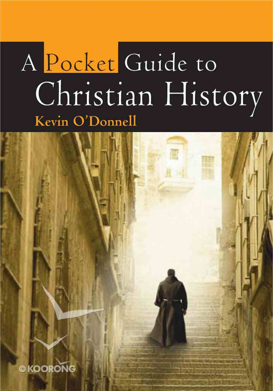 A Pocket Guide to Christian History eBook