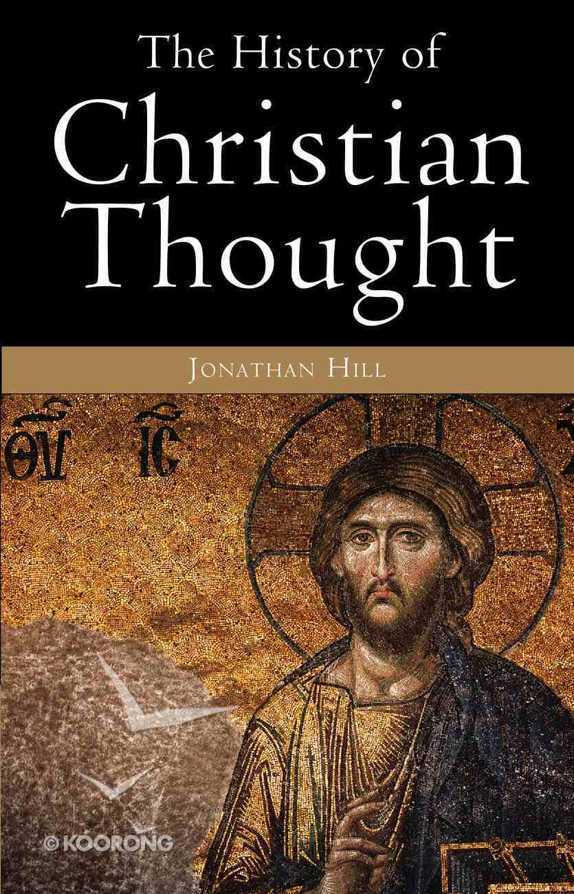 The History of Christian Thought eBook