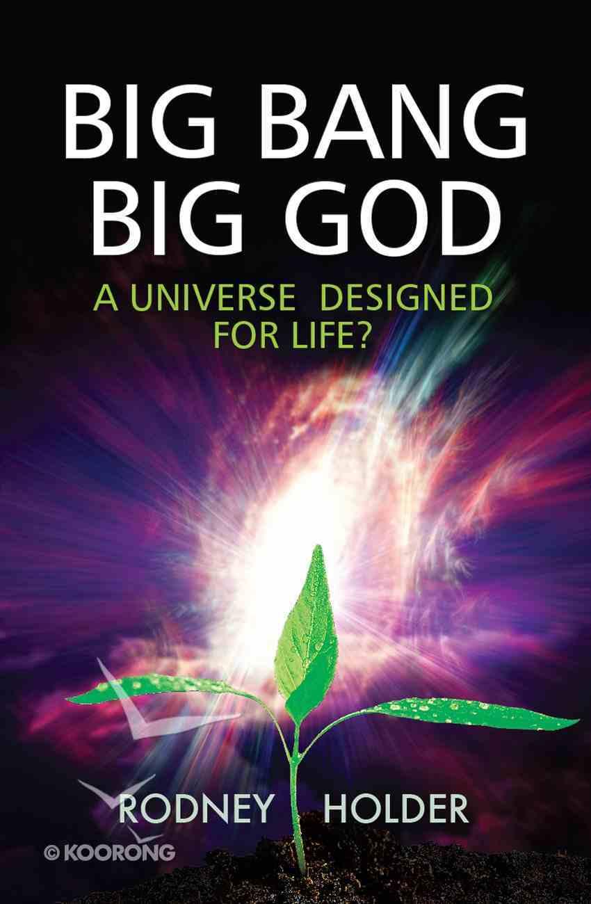 Big Bang, Big God eBook