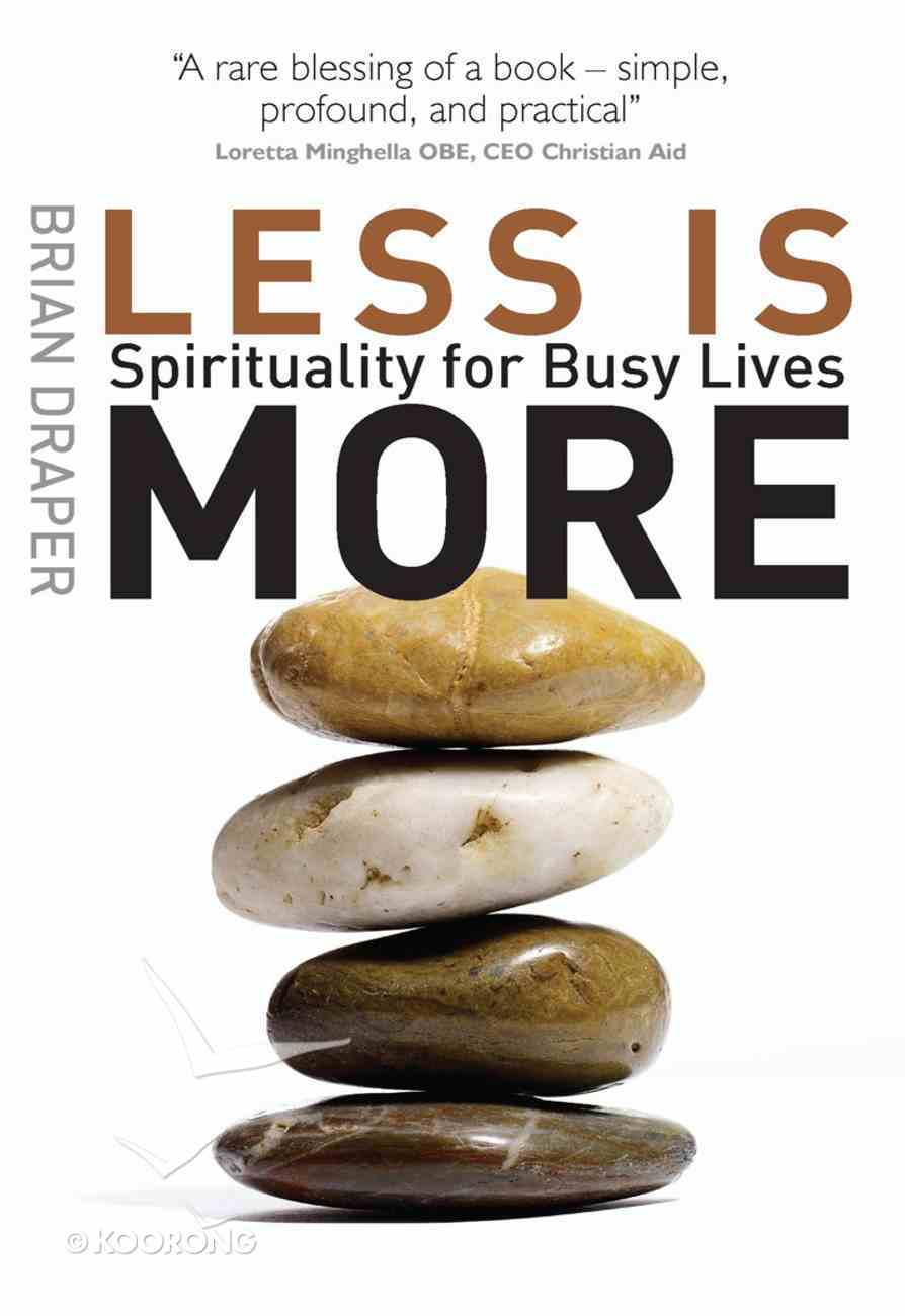 Less is More eBook