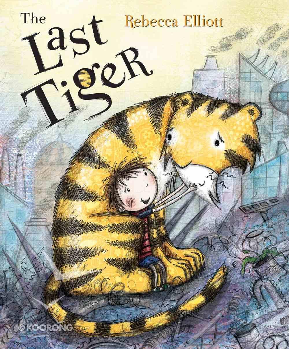 The Last Tiger Paperback