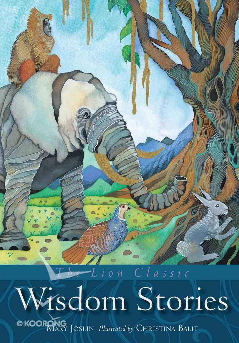 The Lion Classic Wisdom Stories Hardback