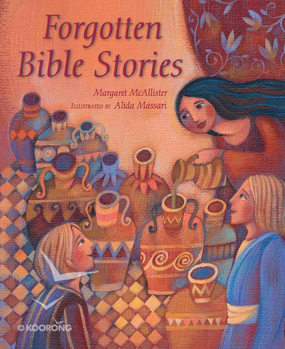 Forgotten Bible Stories Hardback