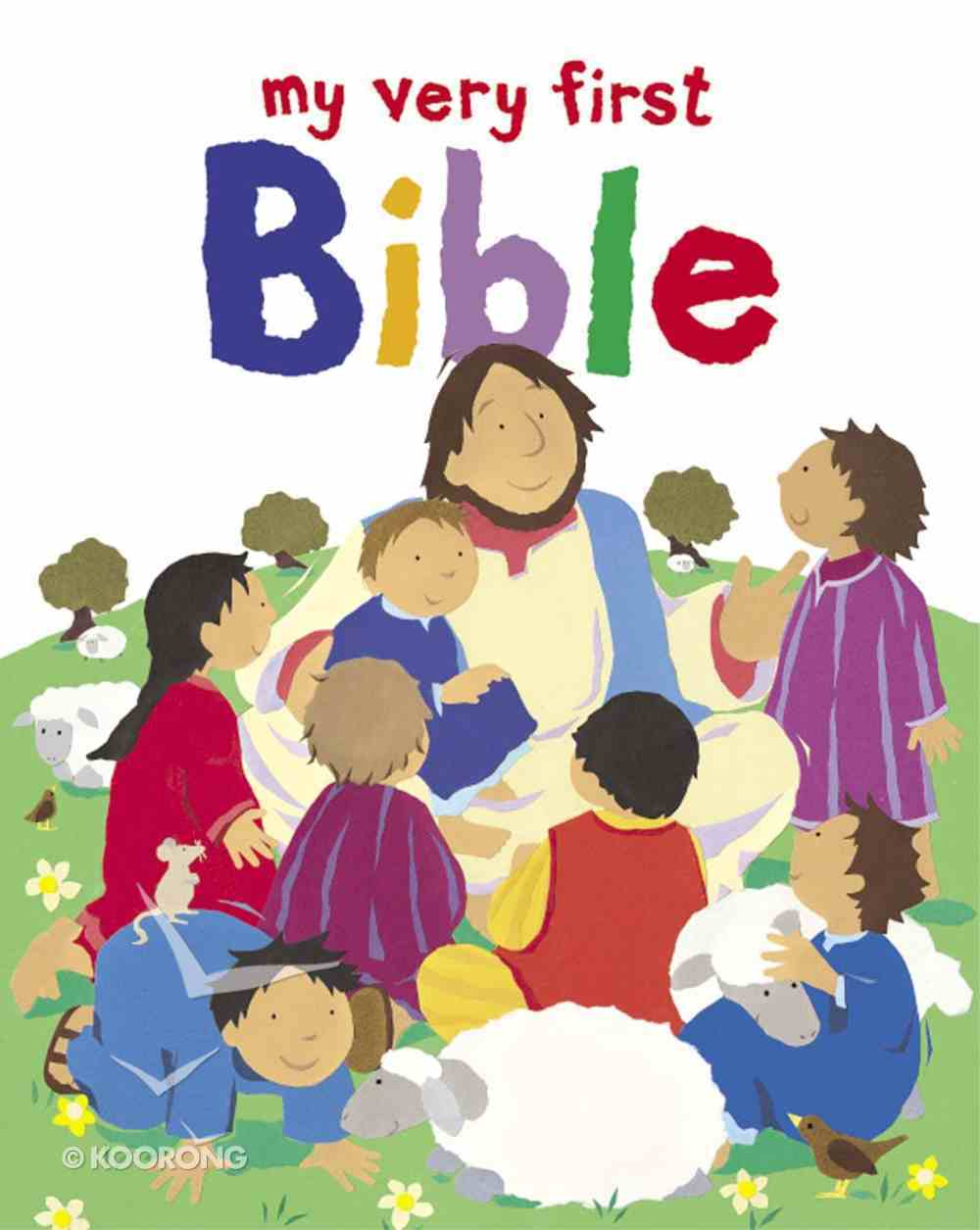 My Very First Bible eBook