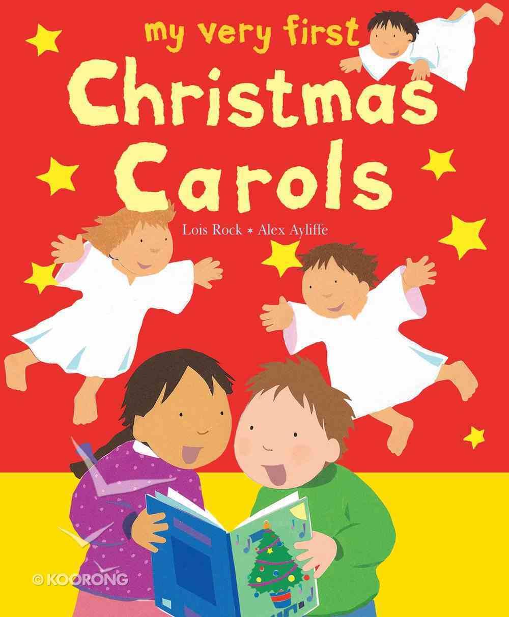 My Very First Christmas Carols eBook