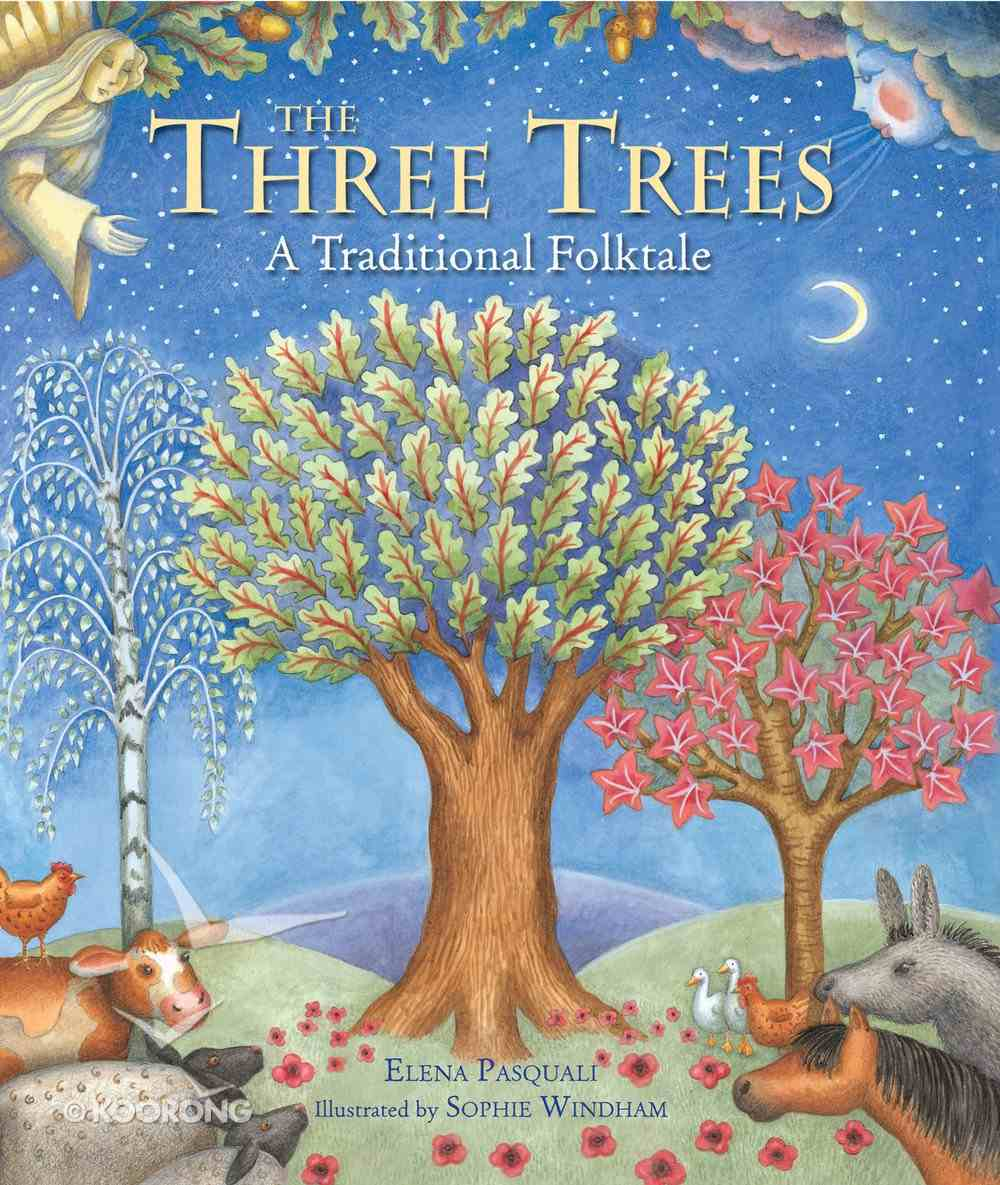 The Three Trees eBook