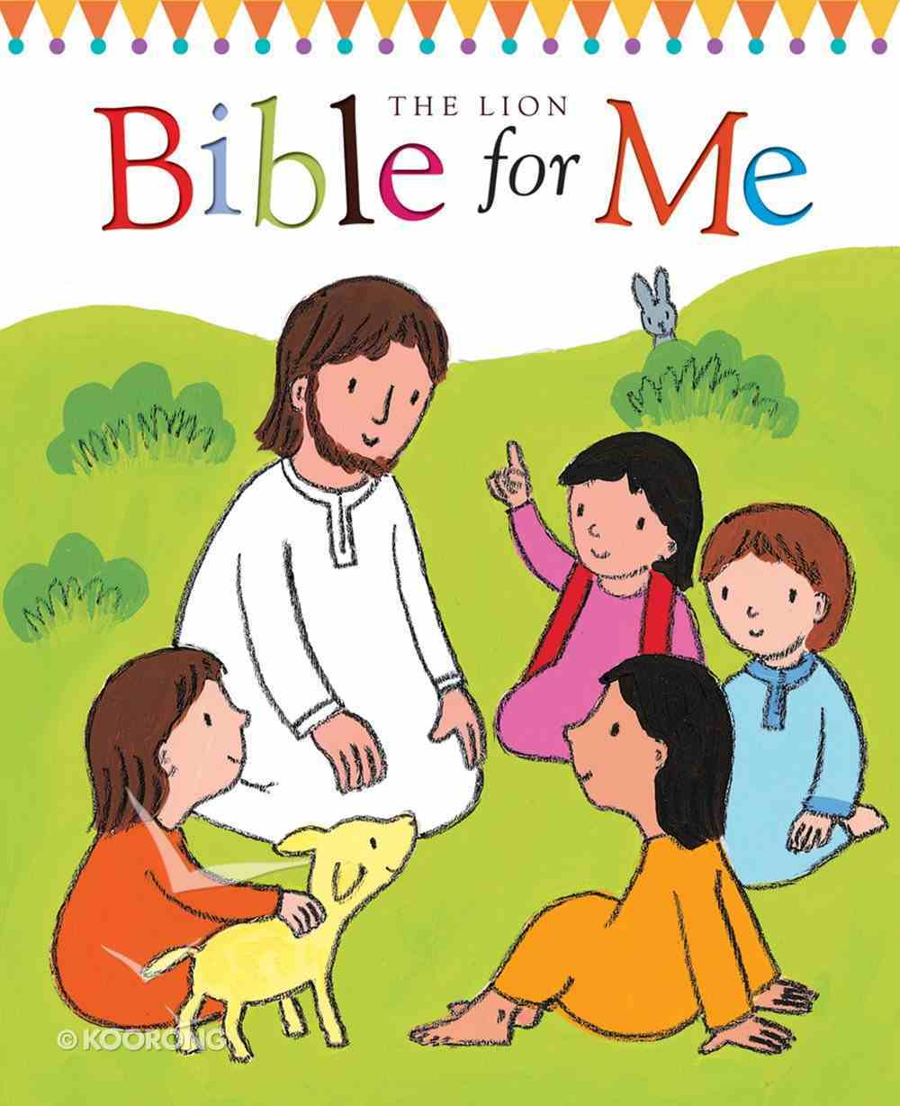 The Lion Bible For Me eBook