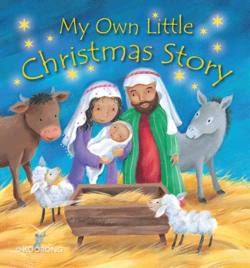 My Own Little Christmas Story eBook