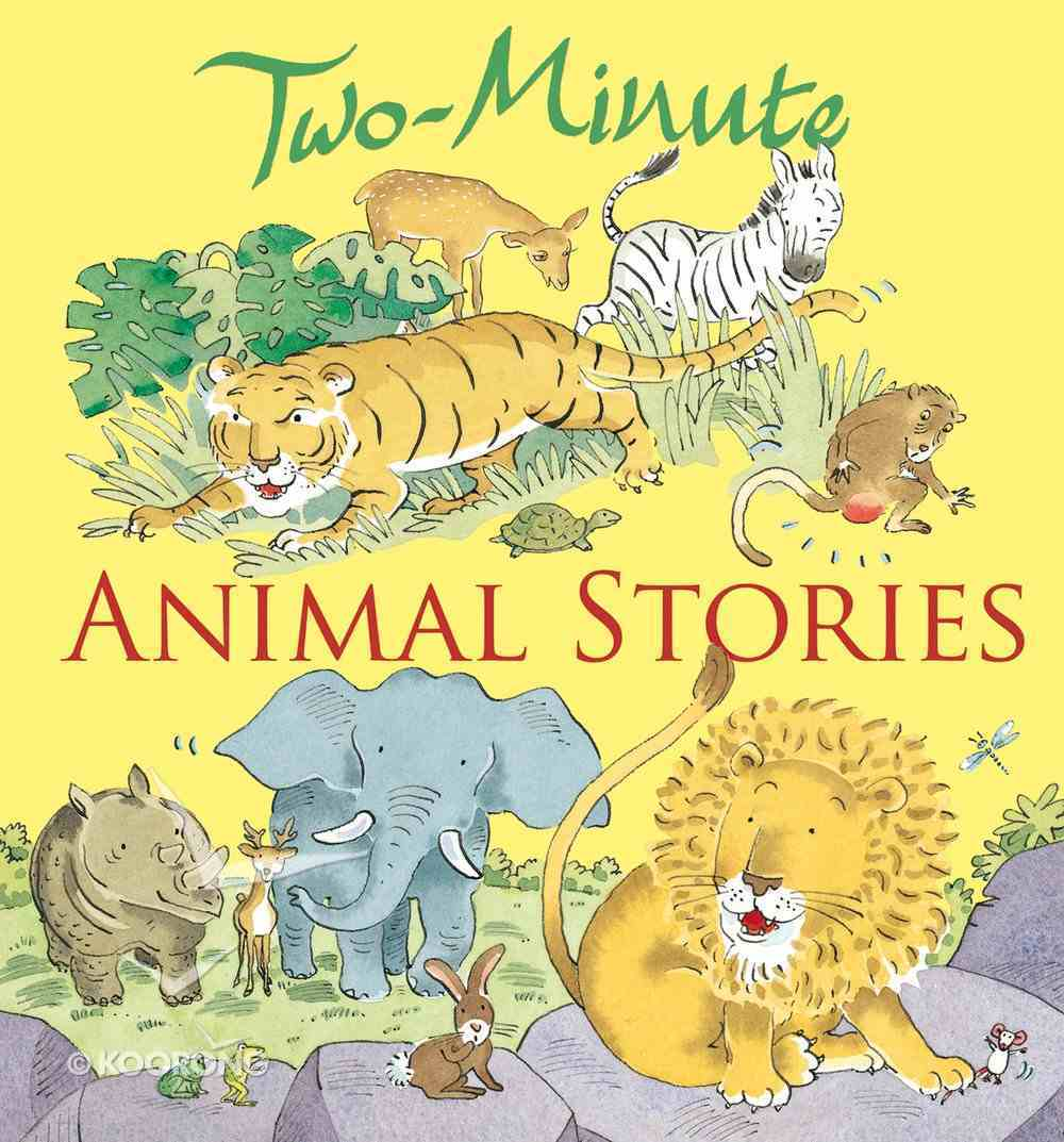 Two-Minute Animal Stories eBook