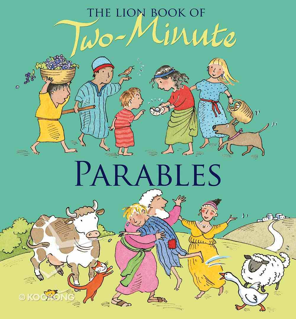 The Lion Book of Two Minute Parables eBook