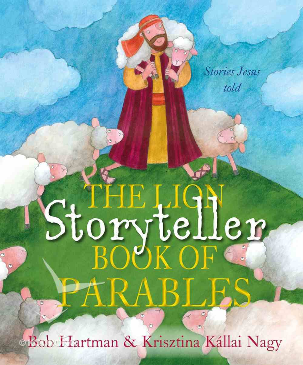 Lion Storyteller Book of Parables eBook