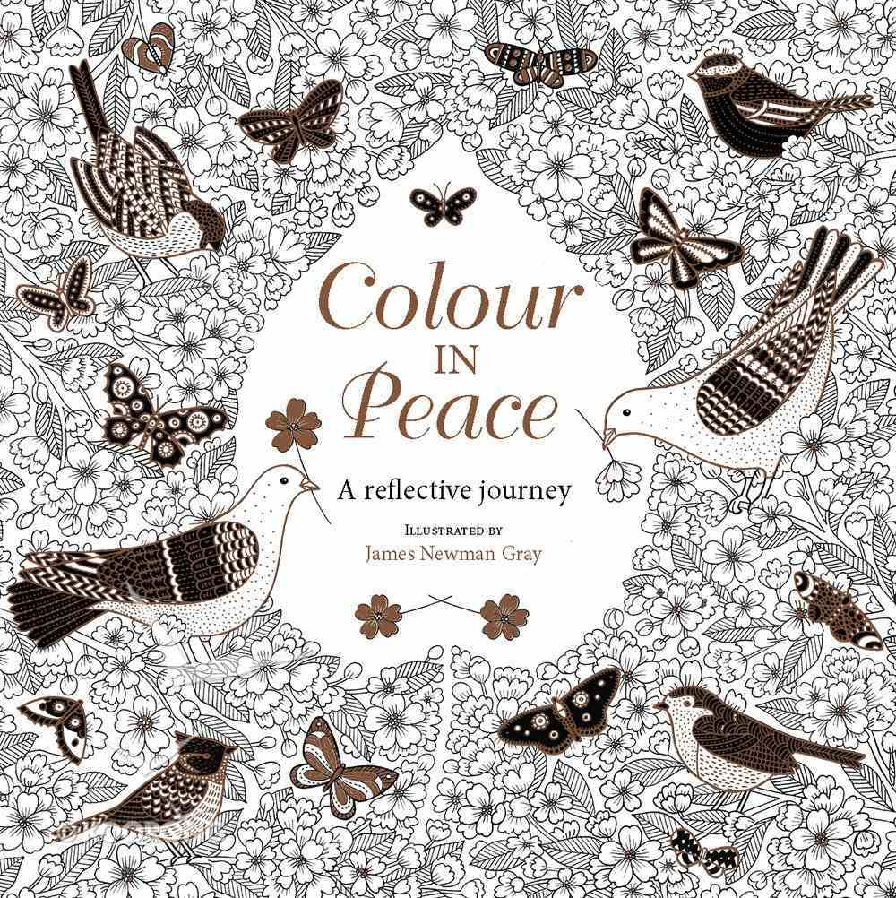 Colour in Peace Paperback