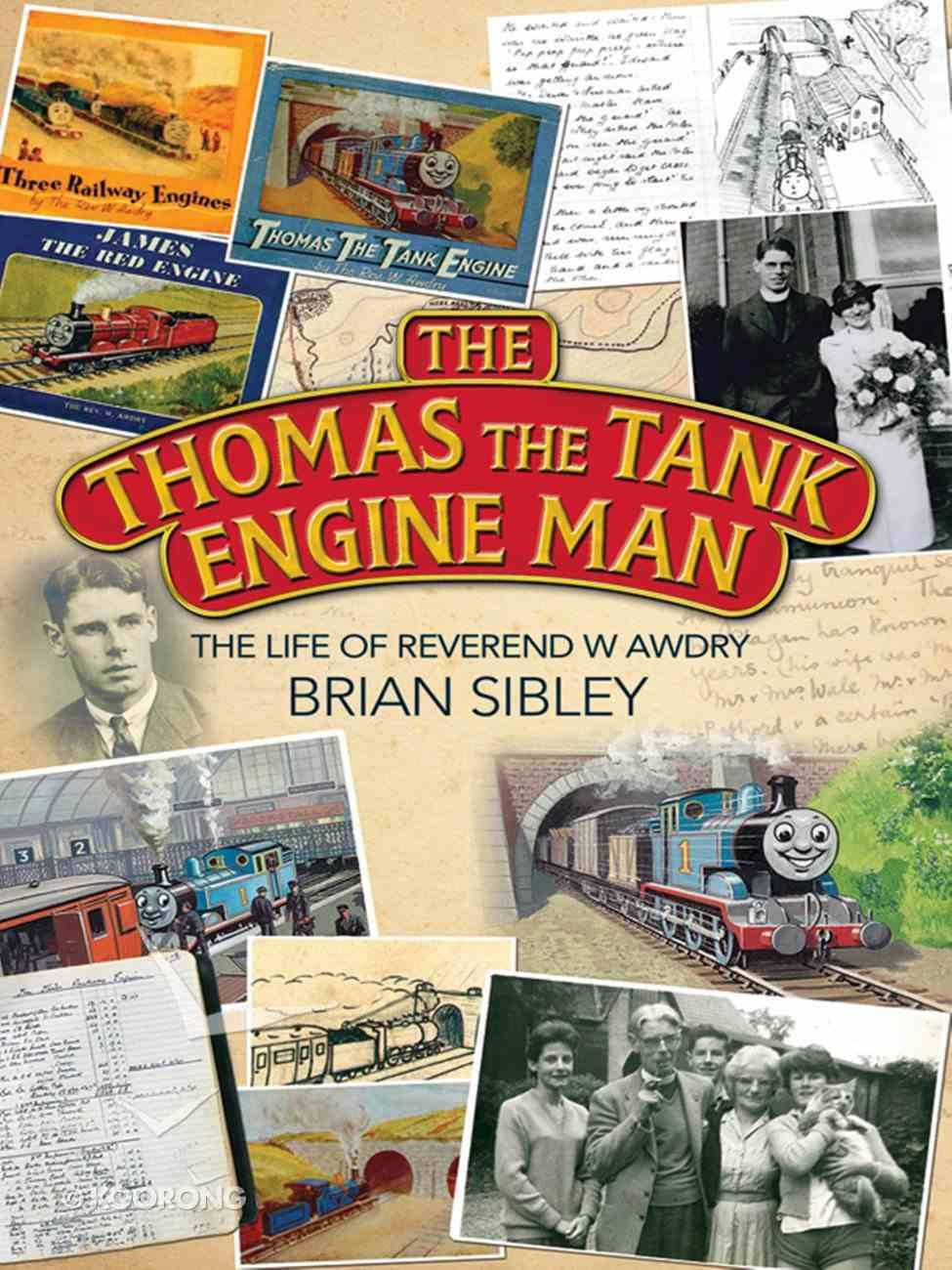 The Thomas the Tank Engine Man eBook