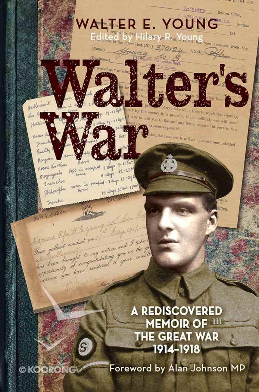 Walter's War eBook