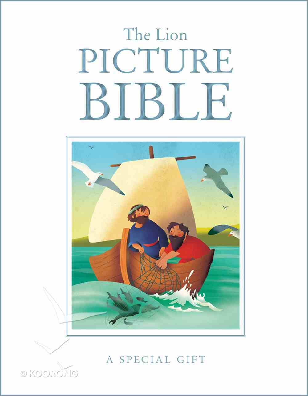 The Lion Picture Bible Hardback