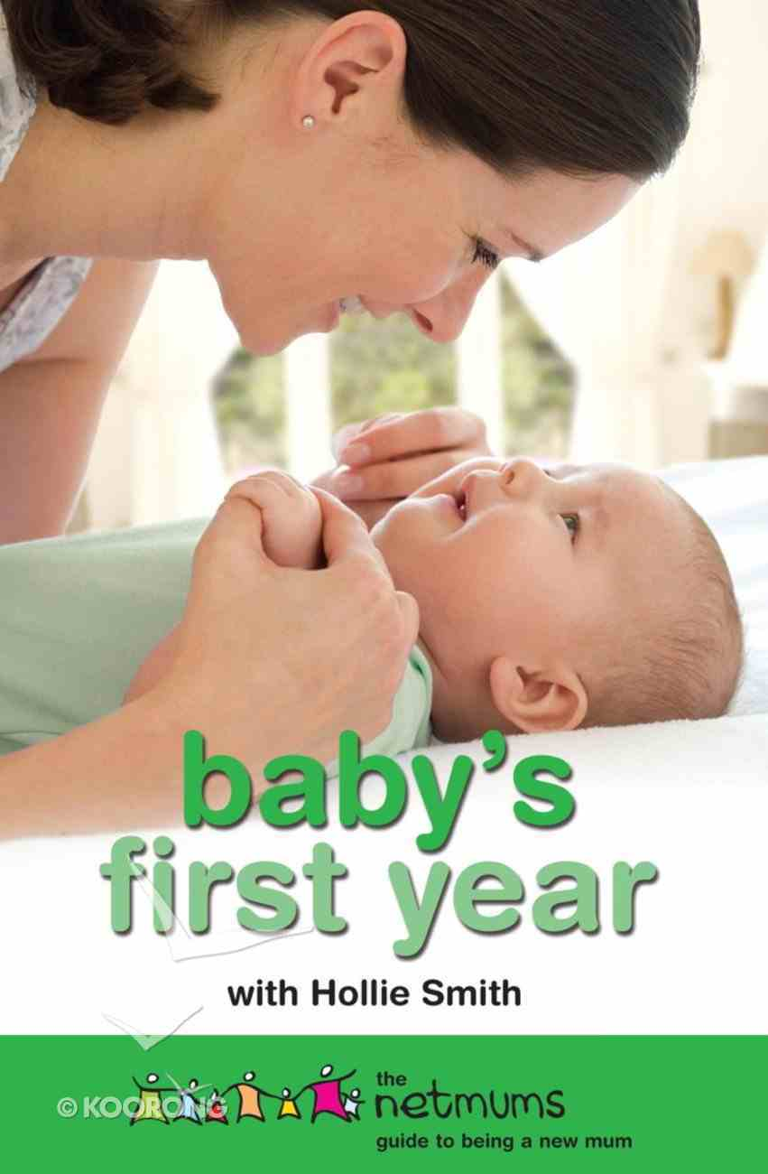 Baby's First Year eBook