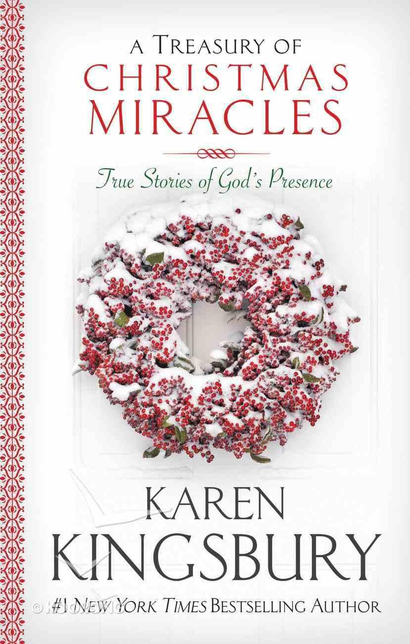A Treasury of Christmas Miracles eBook