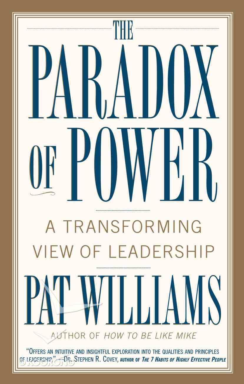 The Paradox of Power eBook