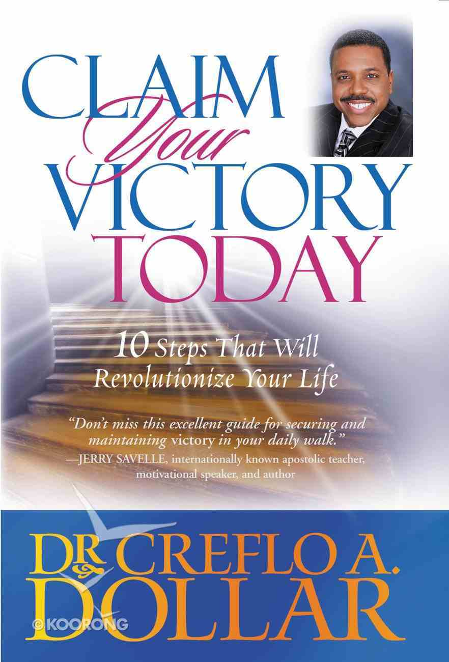 Claim Your Victory Today eBook