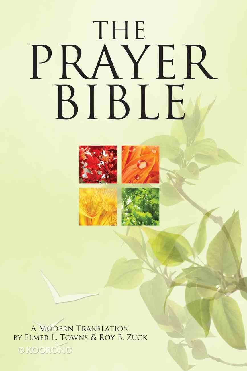 The Prayer Bible eBook