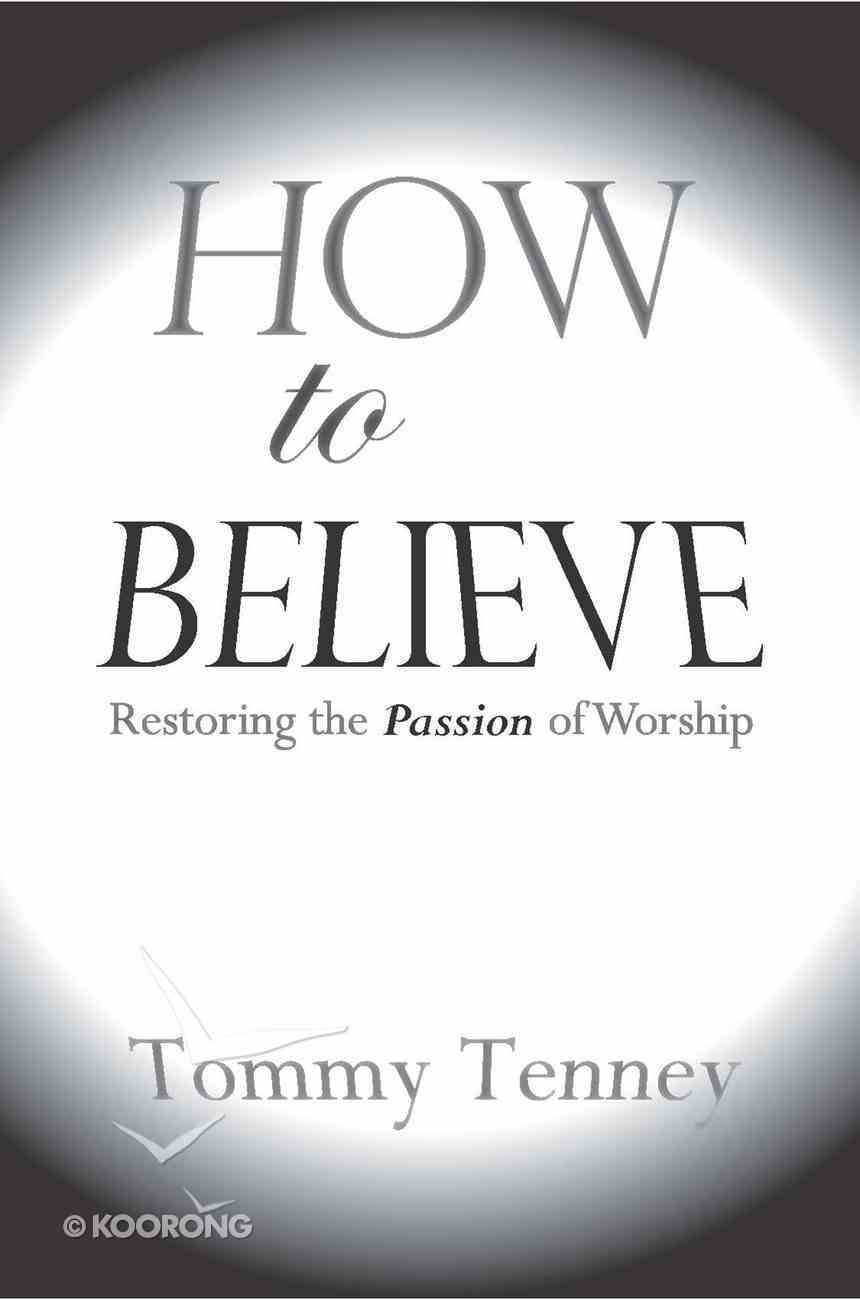 How to Believe eBook