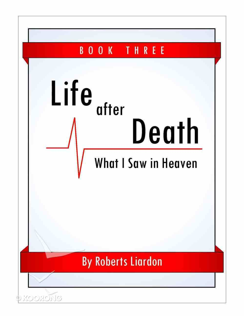 Life After Death: What I Saw in Heaven #03 eBook